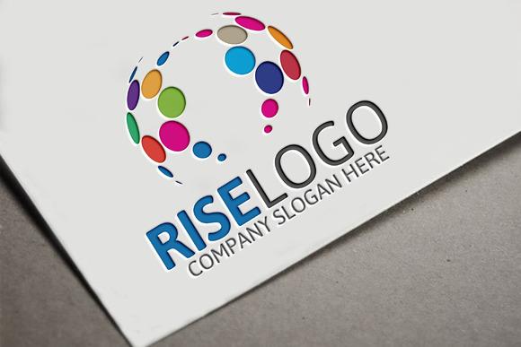 Rise Logo Version 2 Logo