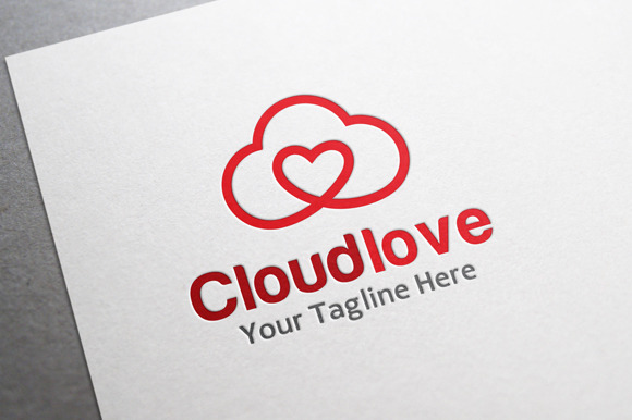 Cloud Love Logo