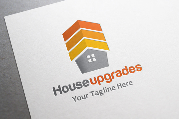 House Upgrades Logo Service