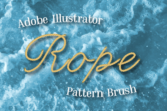 Rope Pattern Brush