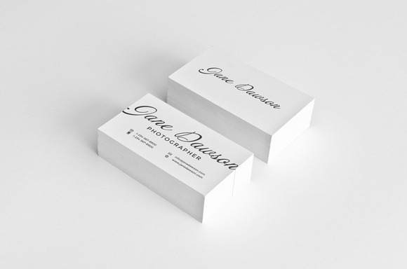Simple Business Card 31