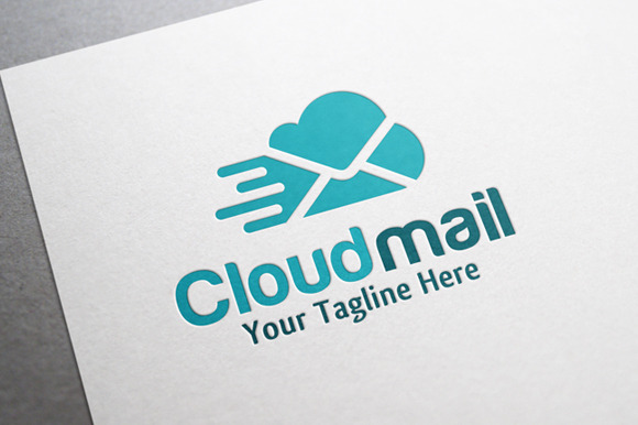 Cloud Mail Logo