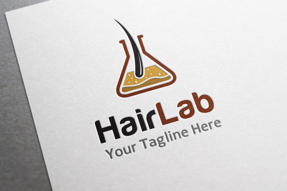 Hair Lab Logo