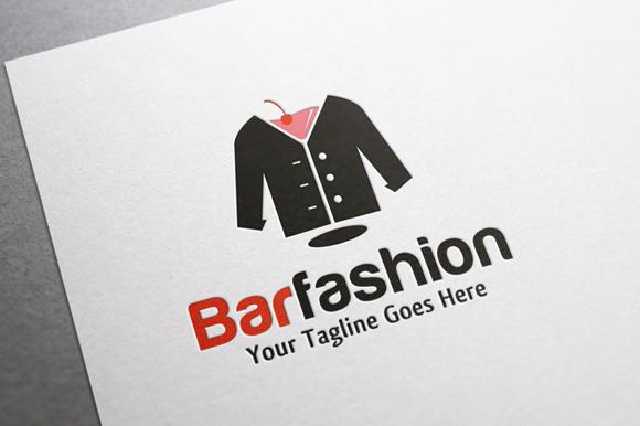 Bar Fashion Logo