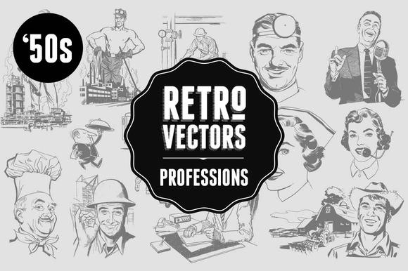 50s Professions