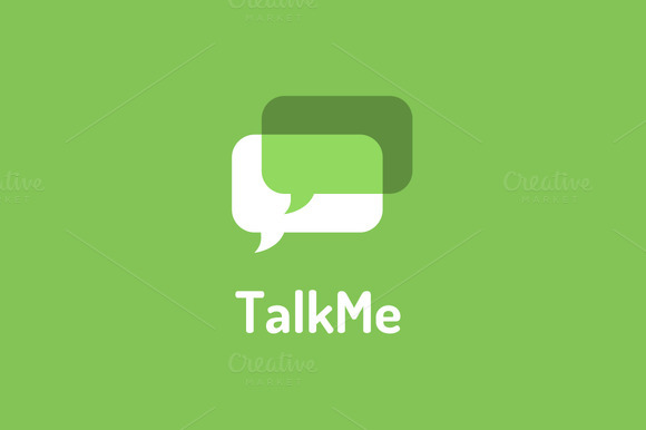 Message Forum Chat And Typing Logo