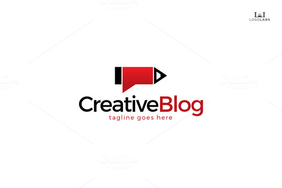 Creative Blog Logo
