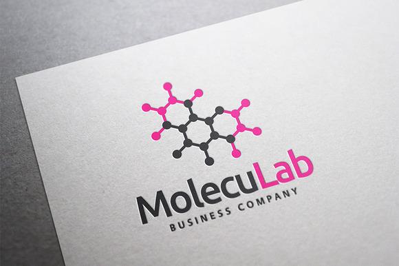 Moleculab Logo
