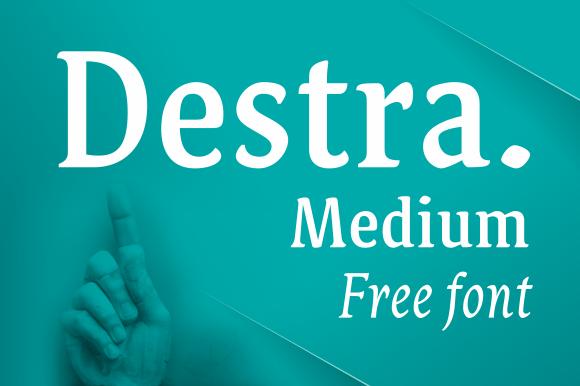 Destra Medium Free