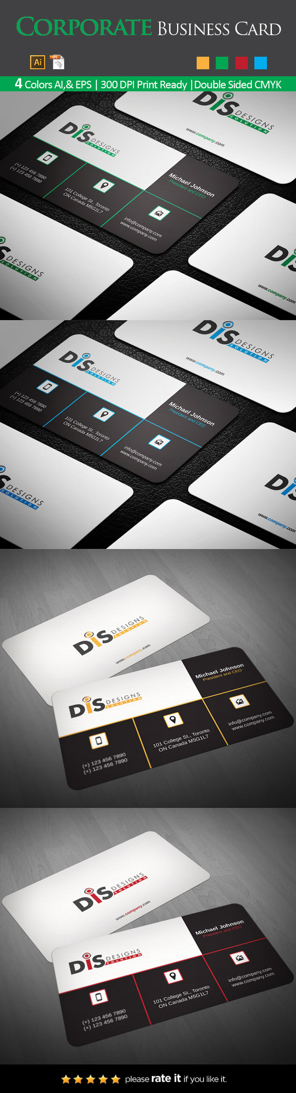 Business Card 45