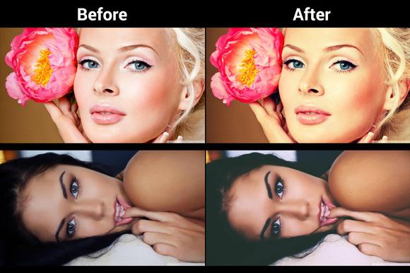 Retro Image Effects
