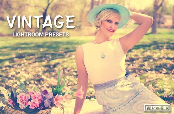 30 Vintage Effect Lightroom Presets
