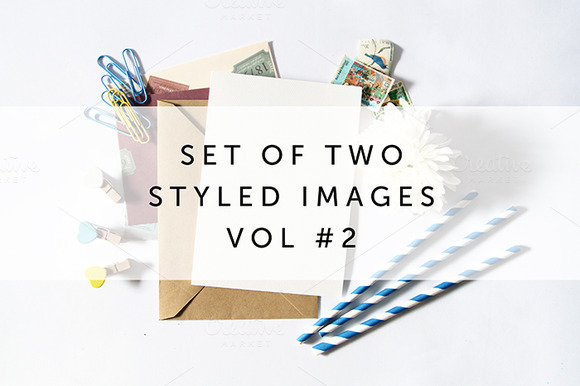 Set Of 2 Product Photography