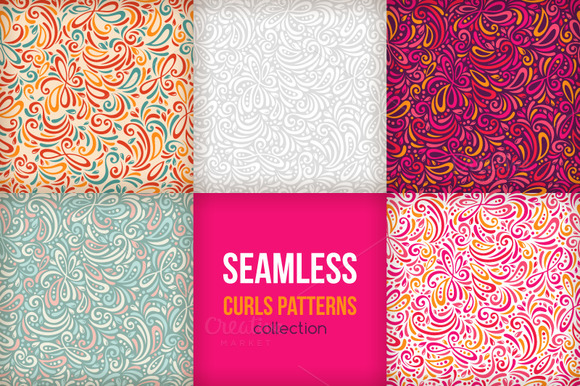 5 Curls Patterns