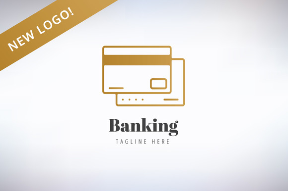 Bank Finanse Logo Money Banking