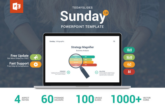 Sunday PowerPoint Template