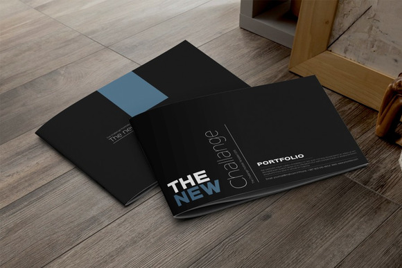 New Challange Portfolio Brochure