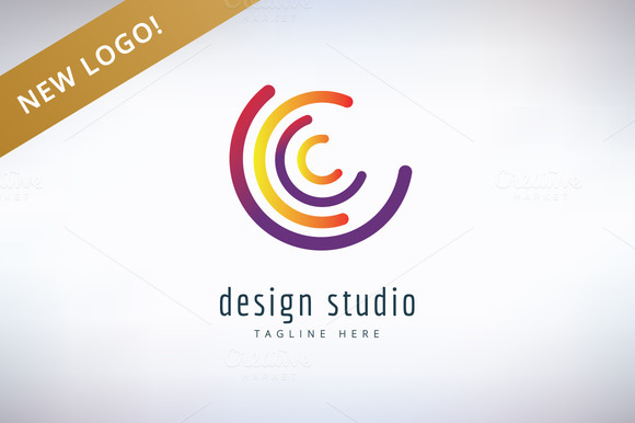 Vector Design Studio Logo Element