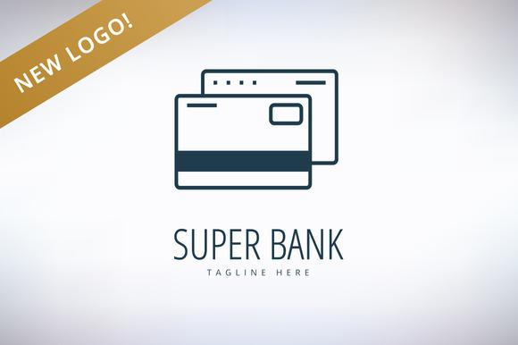 Bank Finanse Logo Money Banking