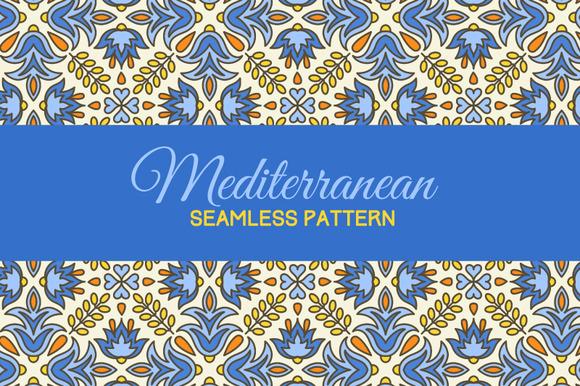 Mediterranean Pattern