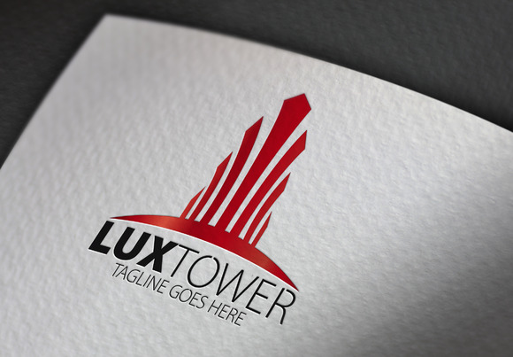 Lux Tower Logo
