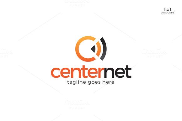 Center Net Logo
