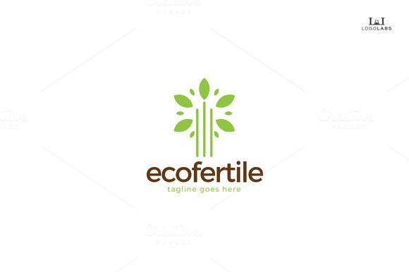 Eco Fertile Logo
