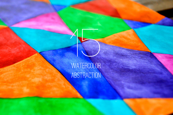 15 Geometric Abstraction