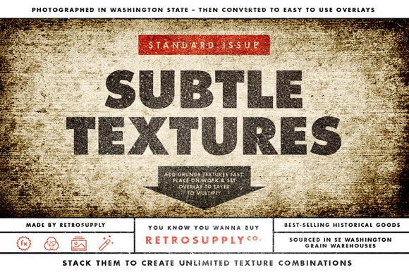 Standard Issue Grunge Textures