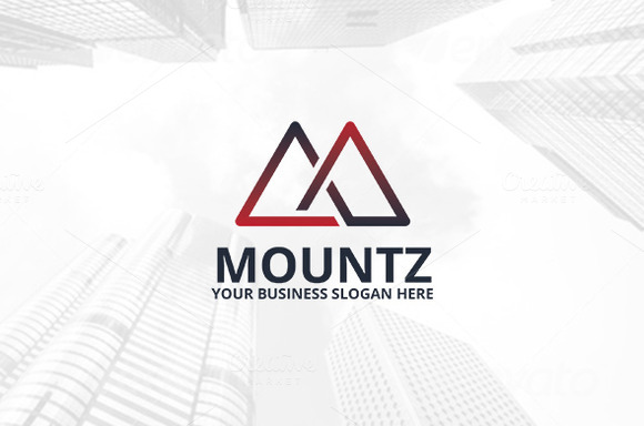 Mountz Logo Template