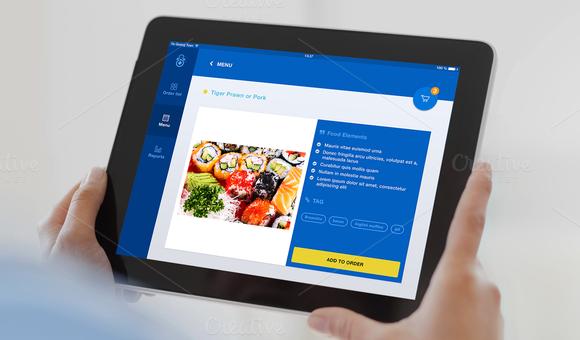 Restaurant Take Order App