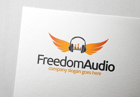 Freedom Audio Logo