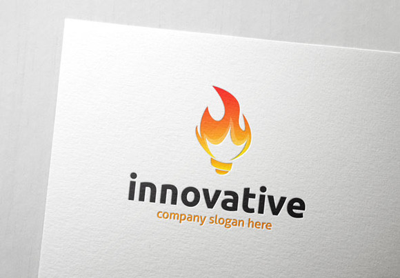Innovative Logo Template