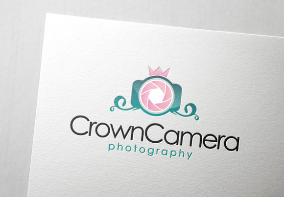 Crown Camera Logo