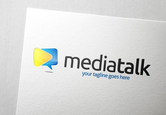Media Talk Logo