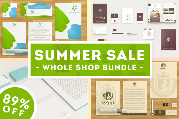 Summer Sale Whole Shop Bundle