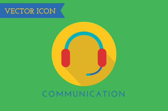Headphone Icon Vector Icon Sound