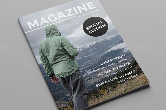Adventour A4 Magazine