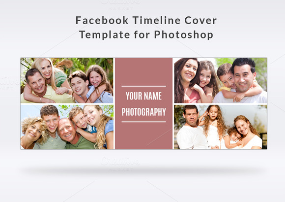 Facebook Timeline Cover Template