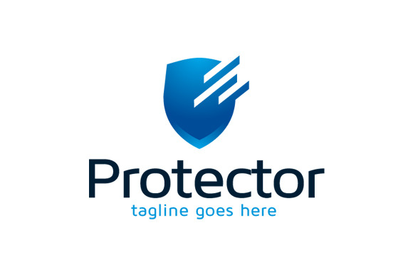 Protect Logo Design Template