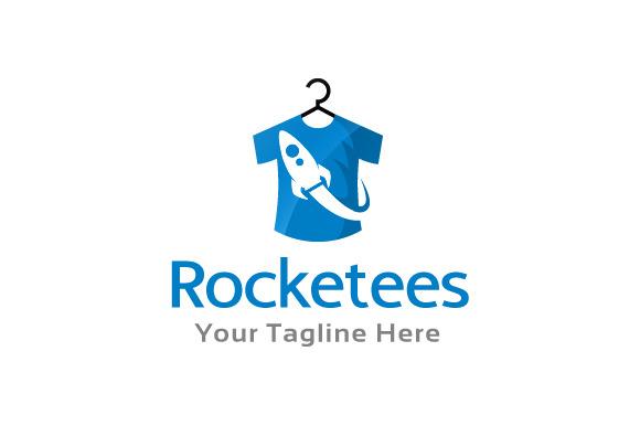 Rocketees Logo Design
