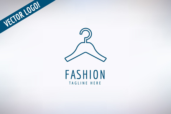 Hanger Vector Logo Icon Shop