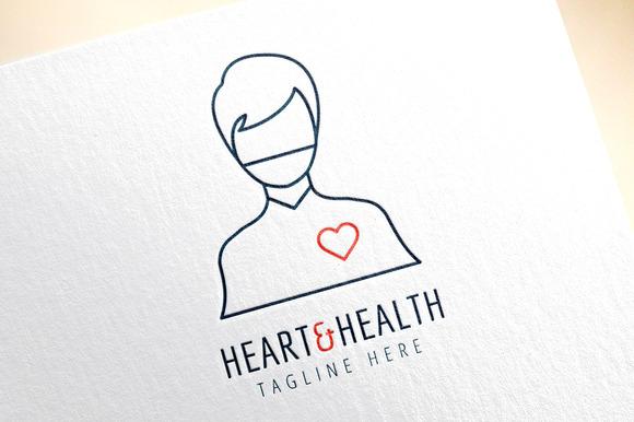 Doctor Icon Vector Logo Health