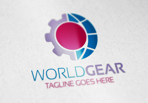 World Gear Logo