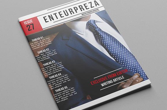 Entrepreza Magazine