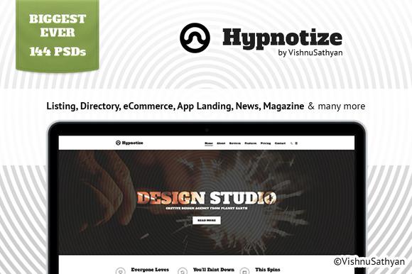Hypnotize PSD