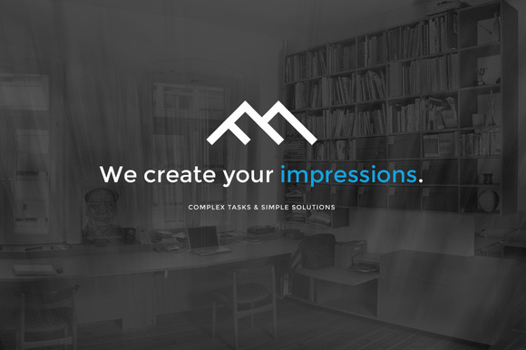 FollowMe One Page WordPress Theme
