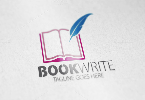 Book Write Logo