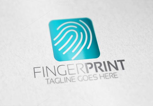 Finger Print Logo