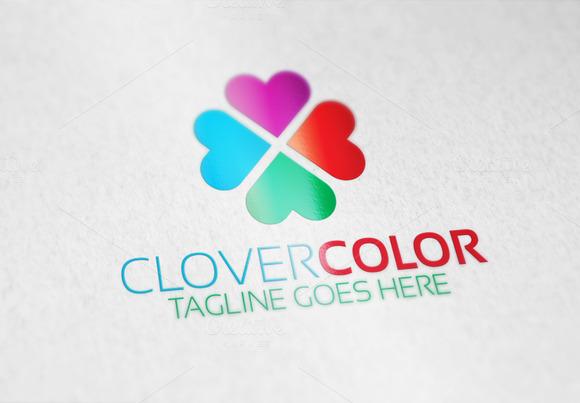 Clover Color Logo